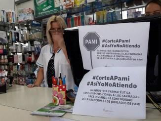 PAMI farmacias
