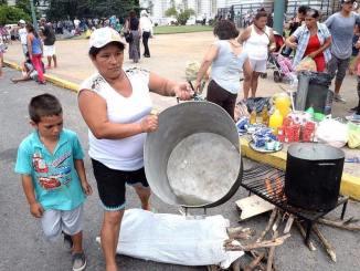 La emergencia alimentaria fue extendida hasta finales de 2019 en el Municipio de Moreno