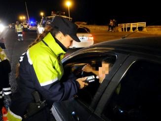 Tolerancia cero de alcohol al manejar