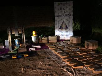 Desbaratan la cocina de los narco chef en La Matanza