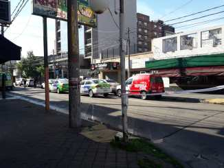 Intento de suicidio en Castelar