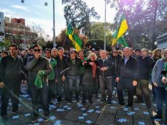 Marcha de municipales