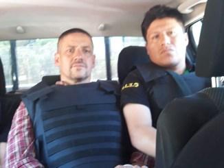 Trasladan desde Salta al violador detenido en Bolivia
