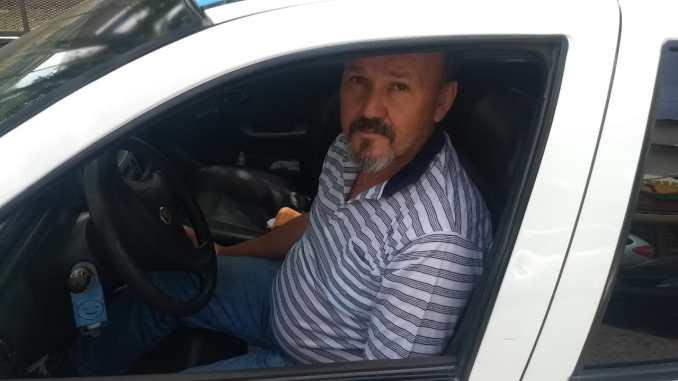 Taxista detenido en Castelar