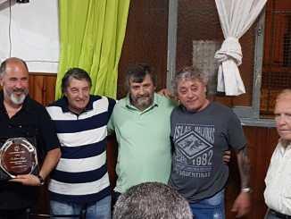 Agasajo club El Trébol