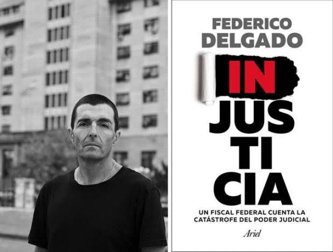 'Injusticia': un libro en el que el fiscal Delgado cuenta la catástrofe del poder judicial