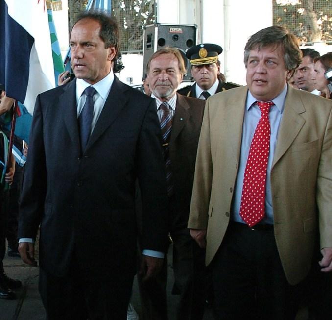 Stornelli y Scioli