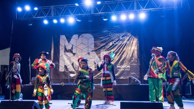 Carnavales en Morón