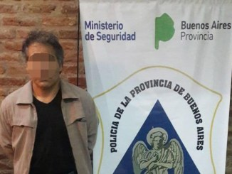 Detenido por Abuso Sexual - Moreno