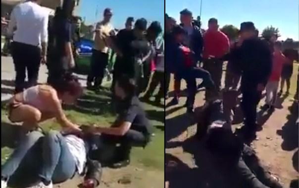 Intento de femicidio en La Tablada