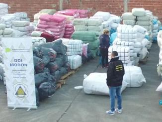 Contrabando de mercadería china