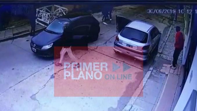 Crimen en Villa Sarmiento