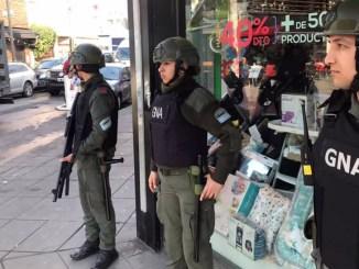 Gendarmes La Matanza