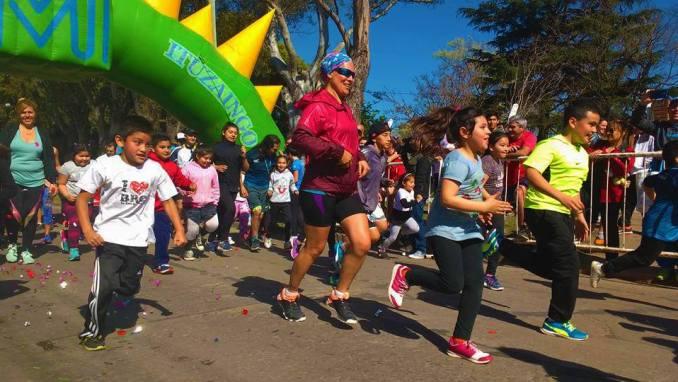 Corrida saludable Ituzaingó