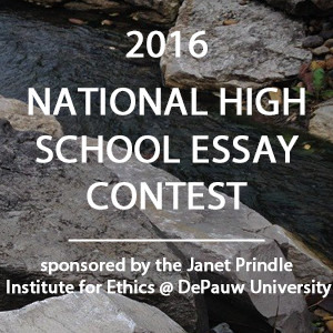 2016 high school essay contest featured image