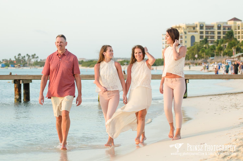 aruba family photographer at the marriott surf club