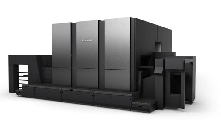 Canon predstavio prototip ink-jet foto tiskarskog stroja VOYAGER
