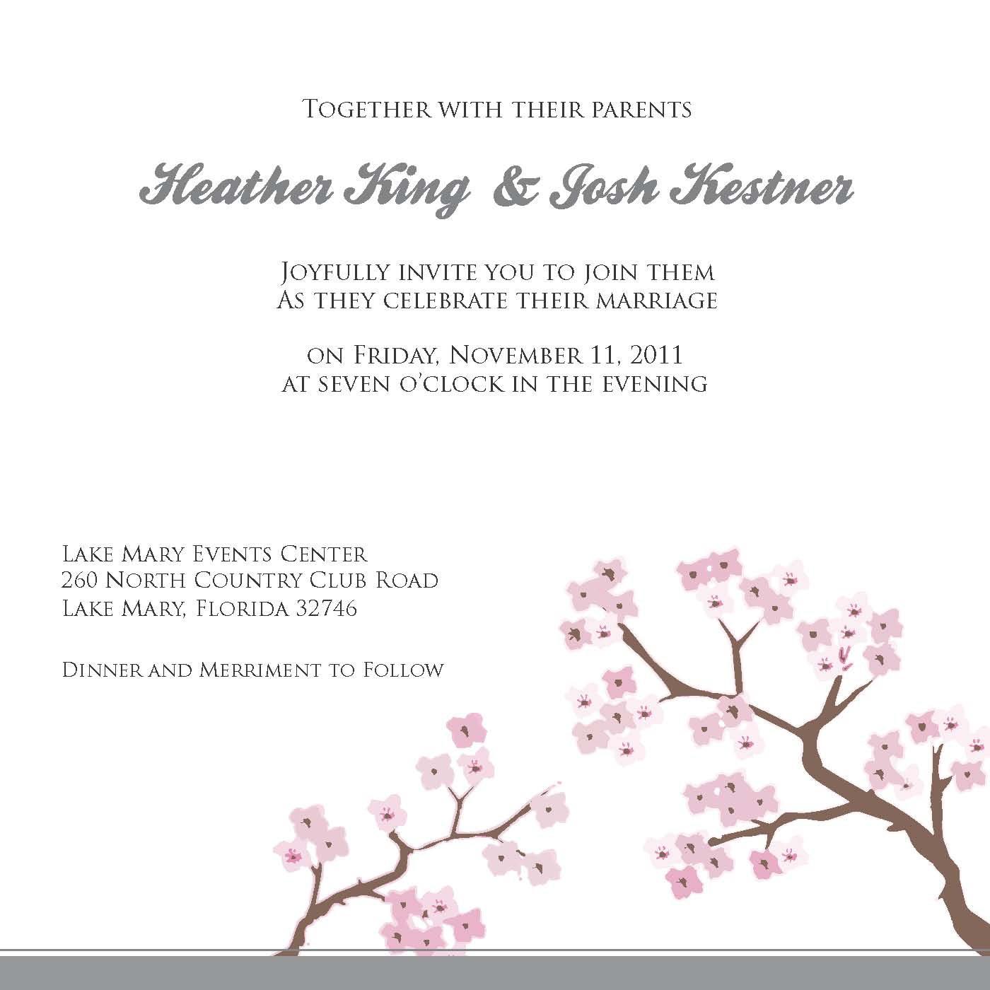 post free online printable wedding invitation wedding invites online Free Invitation Templates Online
