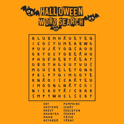 Middle School Word Search Pdf - halloween crossword puzzles middle school 1000 images about word ...