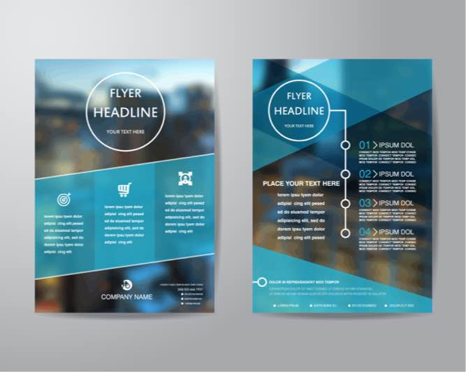 Brochures Are Still Relevant So Get A Good Singapore Printer   Print     print city has some unique brochure printing services