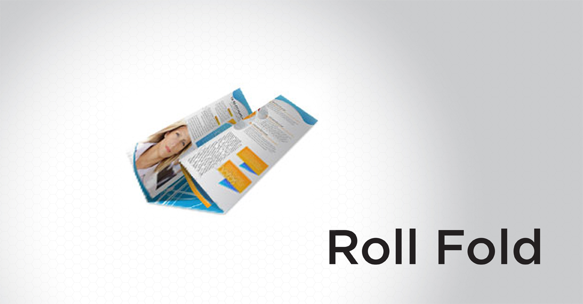 What is the Difference Between a Flyer and a Brochure    PrintPlace How to make a roll fold