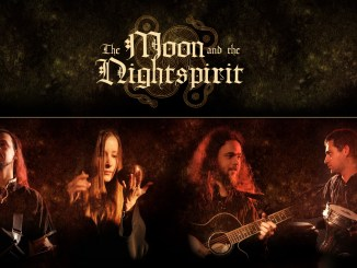 THE MOON AND THE NIGHTSPIRIT band