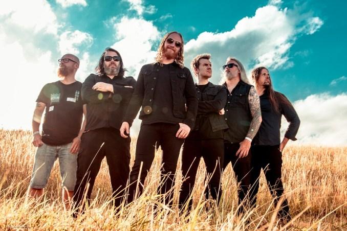 Band Photo - Dark Tranquillity