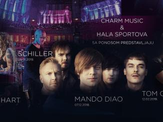 Hala & Charm koncerti