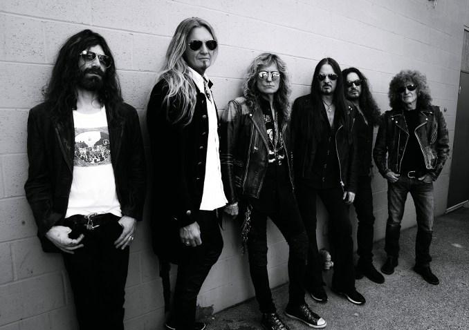 Whitesnake promo foto (1)