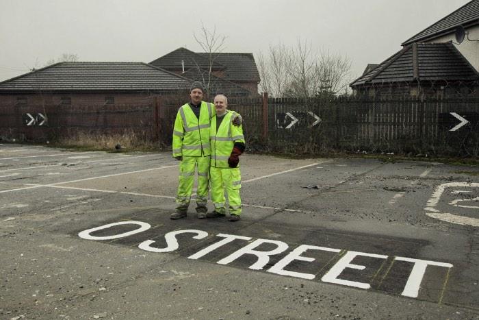 Roadliners: Um Documentário sobre pintores de ruas