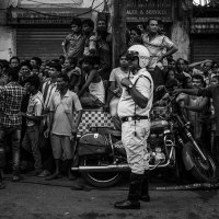 INTERRUPTION : A Story From Kolkata