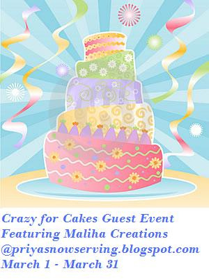 Announcing Second Guest Event – Calling ALL Bakers