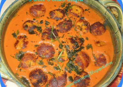Sweet Potato Kofta