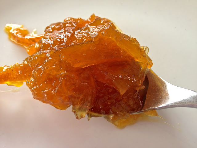 Marmalade with Tangerines – The best evah!