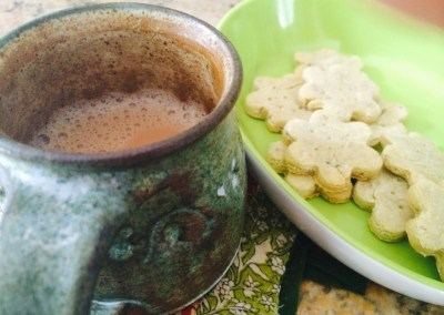 Indian Sweet-Salt Biscuits with Carom/Ajwain/Thyme seeds
