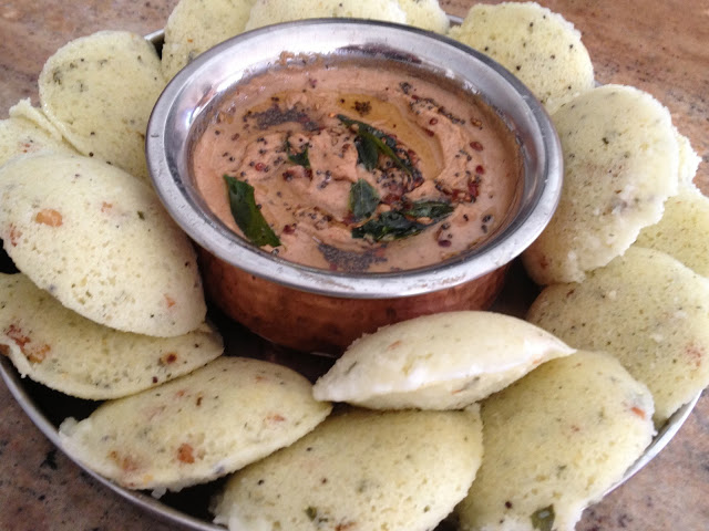 Onion and Peanut Chutney