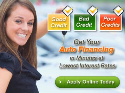 Get Zero Down Bad Credit Auto Loans Approval -- carloans-forall.com | PRLog