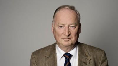 Alexander Gauland: Als Zwangsunion hat die EU keine Zukunft