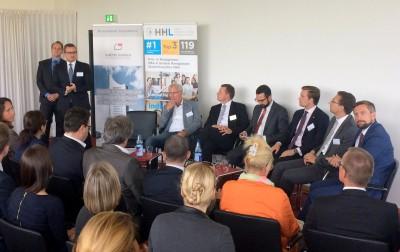 Push-Effekt oder: Neue Aktionen für gelingende Unternehmensnachfolgen in Sachsen