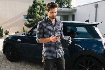Digitaler Autoschlüssel - klicken, öffnen, durchstarten!