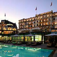 Beau-Rivage Palace Lausanne.