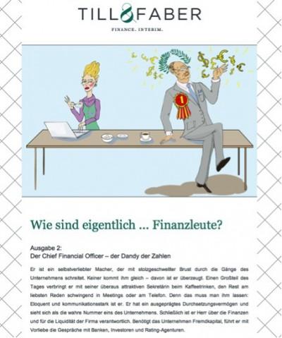 Besseres Image für Finanzleute