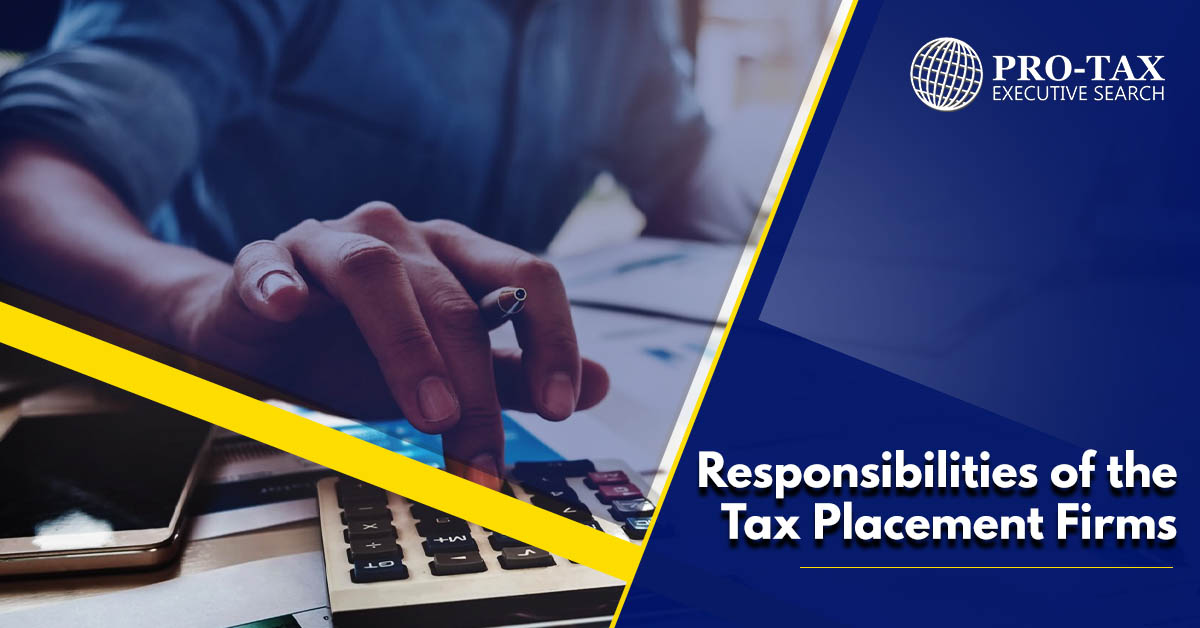 tax placement firms