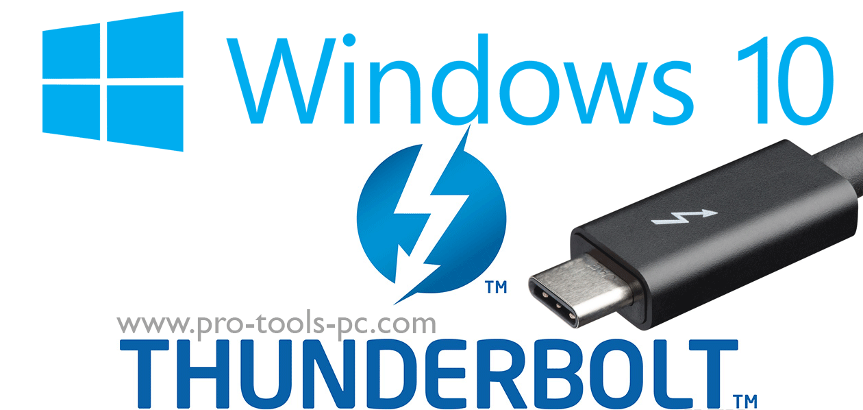 Microsoft Will Officially Support Thunderbolt In Windows 10