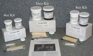 epoxy kits 4-8-16 ounce