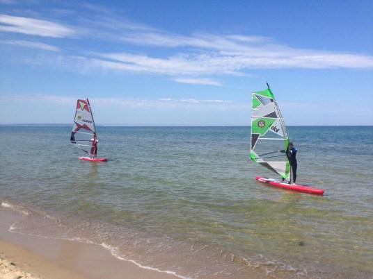 Windsurfen Insel Ruegen 03