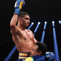 Amir Khan joins the ever-growing Al Haymon stable