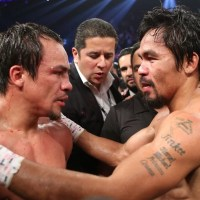So will Manny Pacquiao actually fight Juan Manuel Marquez next?