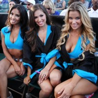 Photos & videos: Meet the Top Rank Knockouts ring card girls