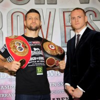 Carl Froch vs. George Groves II tickets on sale; get a discount promo code here